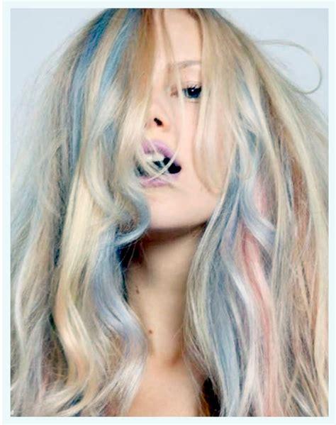 Hair Color Corner Pastel Hair Colors