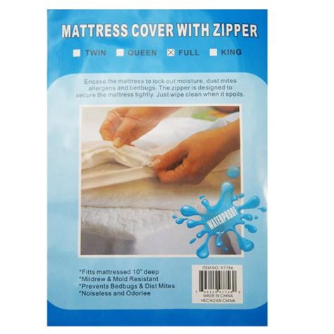 plastic cover for bed bugs size bed mattress cover zipper plastic waterproof bed