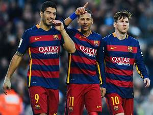 Ballon d'Or 2015: Lionel Messi and Neymar want Barcelona ...