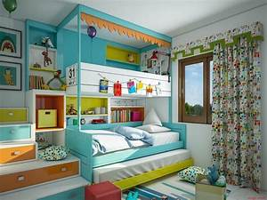 Chambres D39enfant Dco Hyper Colores Blog Deco Tendency