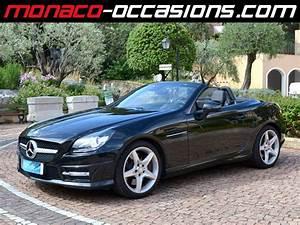 Mercedes Slk 350 Occasion : monaco occasions voiture mercedes benz slk ~ Medecine-chirurgie-esthetiques.com Avis de Voitures