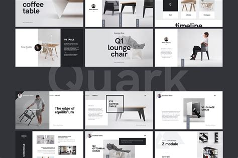 Quarkxpress Templates Free by Quark Keynote Presentation Template On Behance