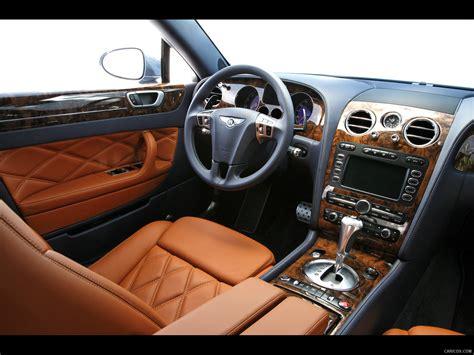 bentley continental flying spur speed interior