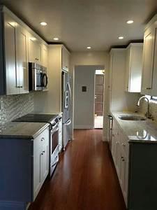 galley kitchen remodel 2129