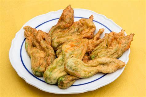 recette des beignets de fleurs de courgette