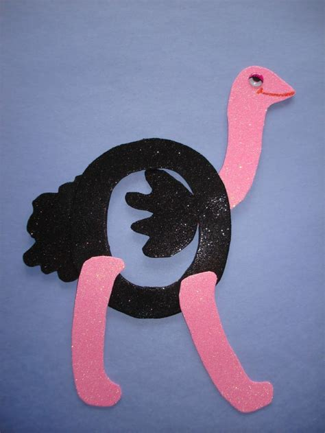 letter oo preschool activities letter quot o quot ostrich 833 | 84d0b9a0d0d42ebd92f0bc86c42063a1