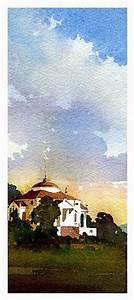 Meer Dan 1000 Idee U00ebn Over Watercolor Architecture Op