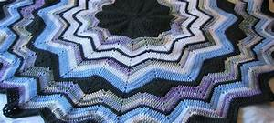 Crochet Pattern For Chevron Afghan  U2013 Free Patterns For Crochet