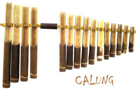 Alat musik asal jawa barat lebih banyak terbuat dari bambu. Alat Musik Tradisional Indonesia : 4. Calung