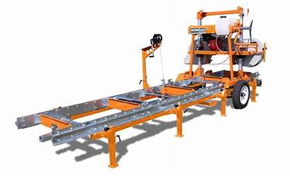 Mill Lm29 Sawmill Bandsaw Lumbermate Norwood Portable