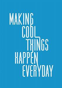 Making Cool Things Happen Everyday - Smug Liberal Minority
