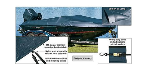 Cabela S Boat Covers by Cabela S Ratchet Lok Boat Covers Cabela S