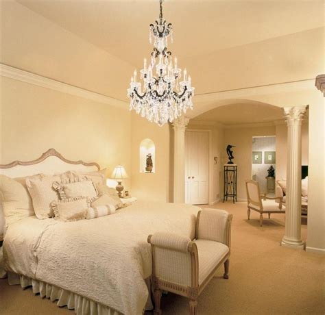 Chandeliers In Bedrooms by Magnificent Bedroom Chandelier Designs Atzine