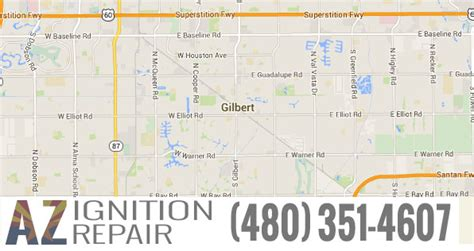 gilbert az mobile ignition switch repair services