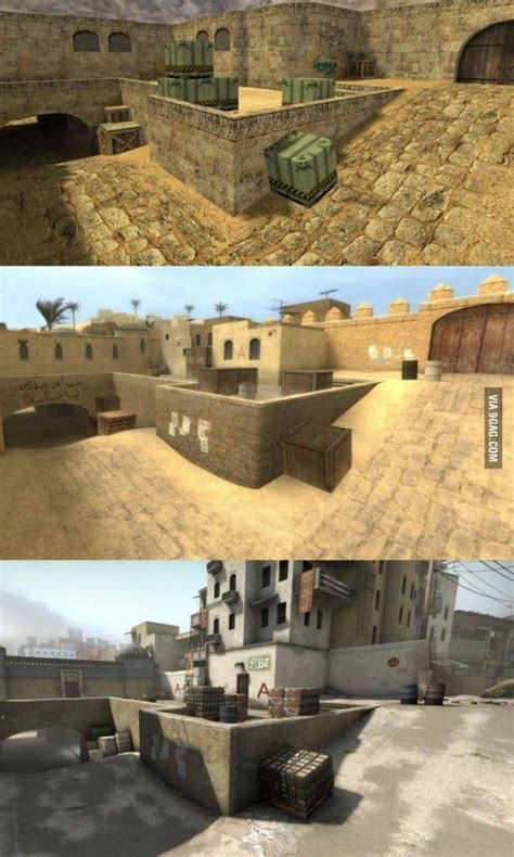 How Times Have Changed Counter Strike Series Go Game