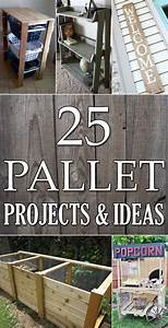 25 Ingenious Pallet Projects and Ideas