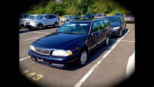 1998 Volvo V70 Start Up  Quick Tour   U0026 Rev With Exhaust