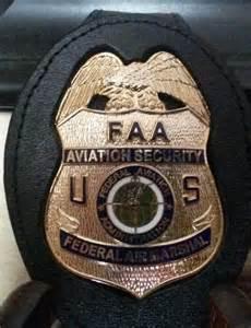 Federal Law Enforcement Badges