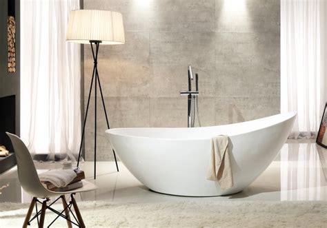 Freistehende Badewanne Die Moderne Badeinrichtungminimalistische Freistehende Badewanne by Freistehende Badewanne Acrylbadewanne Freistehend