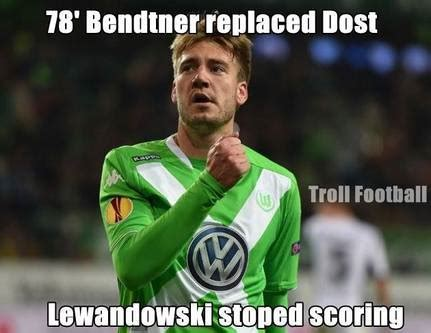 Lewandowski Memes - die lustigsten fu 223 ball memes fotogalerien fanreport com amateurfu 223 ball in 214 sterreich