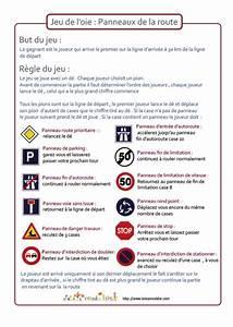 Jeu Code De La Route : r gle de jeu du jeu de l 39 oie panneaux de la route t te modeler ~ Maxctalentgroup.com Avis de Voitures