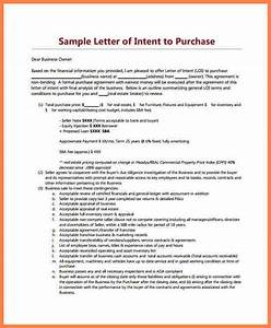 10 letter of intent for real estate purchase template With letter of intent for real estate purchase template