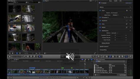 Editing 4k Footage On A Macbook Air