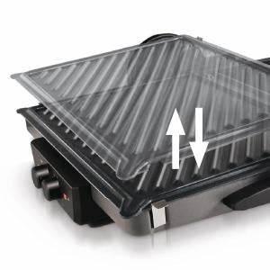 Waffeleisen Herausnehmbare Platten : bosch tfb4431v kontaktgrill 2000 w 3 grillpositionen zwei separate temperaturregler f r obere ~ Orissabook.com Haus und Dekorationen
