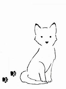 A quick husky dog outline tattoo possibly to go on my ...