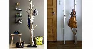 Porte Manteau Entrée : diy d co fabriquer un porte manteau original pour l entr e ~ Melissatoandfro.com Idées de Décoration