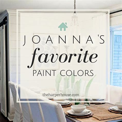 fixer paint colors joanna 39 s 5 favorites the house