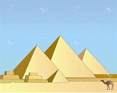 Clipart Pyramids Piramidi Egyptian Pyramid Egypt Le