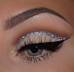 Brown Creme Eyeshadows | Cut crease Eye Makeup Look ...