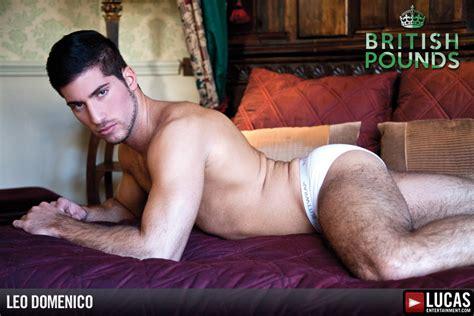 Gay Porn Star Leo Domenico Aka Kyriakos Spanos Gayporn