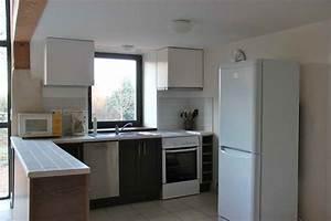 Lave Vaisselle Pose Libre Sous Plan De Travail : buffet de cuisine ikea en pin vitree ~ Melissatoandfro.com Idées de Décoration