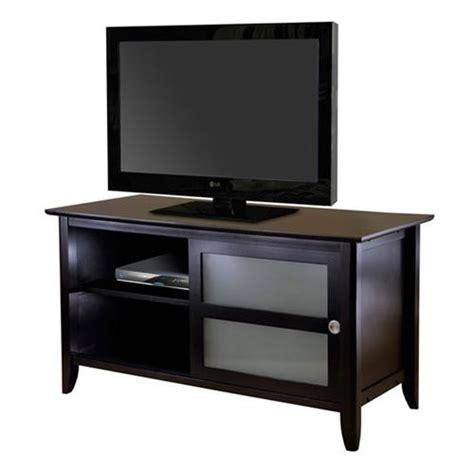 Winsome Wood Syrah Tv Stand 3846 Inch Screens Espresso 92445