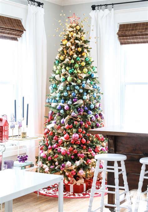 lucky colors christmas decor jingle belles ombre colors of