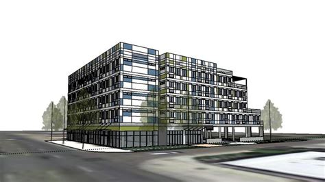micro apartments minneapolis denver apartment project to include energy saving