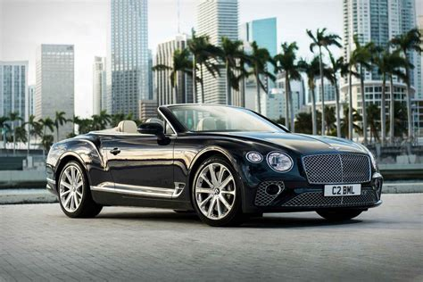 2020 bentley continental gt v8 coupe convertible