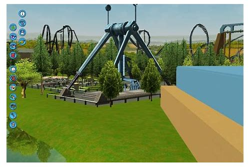 thorpe park roller coaster tycoon 3 download