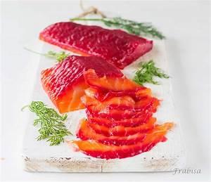 Salmon Gravlax Receta images