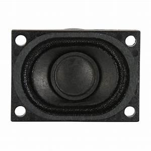 Haut Parleur Elliptique : dayton audio ce40 28p 8 mini haut parleur large bande 8 ohm audiophonics ~ Maxctalentgroup.com Avis de Voitures