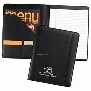 Ambassador leather business folderchina wholesale for Business folders cheap