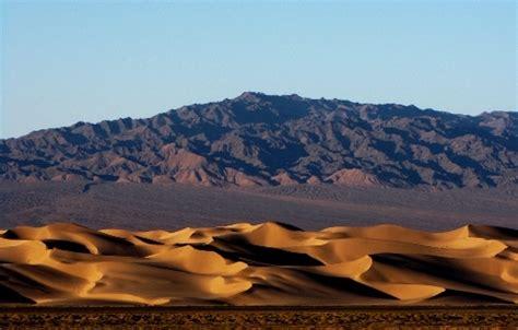 mongolia cabinet meets  gobi desert   stand