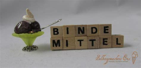 Bindemittel Anwendung by Pflanzliche Bindemittel F 252 R Die Verwendung Im Eis