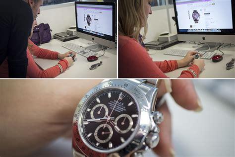 les montres d occasion chez vestiaire collective reportage exclusif
