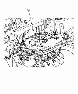 04669168 - Mopar Connector  Solenoid   Engine - 3 8l V6 Ohv    Engine