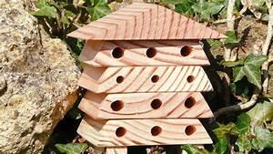 Abri à Insectes : des maisons pour nos amis les insectes caroline munoz ~ Premium-room.com Idées de Décoration