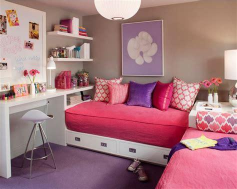 couleur de chambre pour fille idee pour chambre fille couleur deco maison moderne