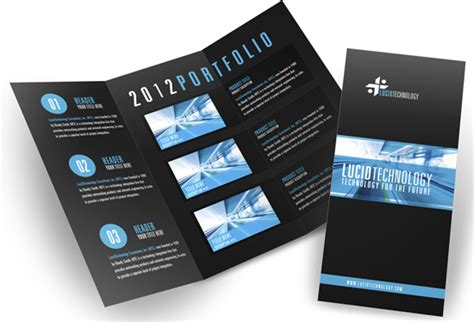 Free Indesign Templates Technology Company Brochures 32 Best Free Brochure Templates